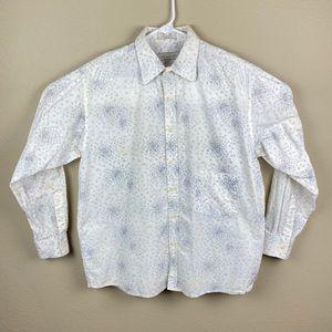 Eighty Eight Shirt Geometric Design L
